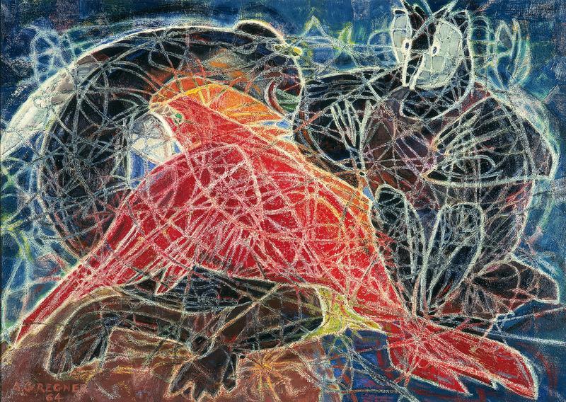 Animaux fabuleux- Le Poisson volant